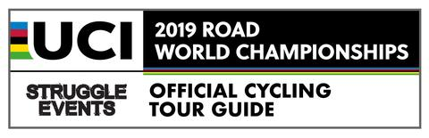 UCI Tour Guides for the 2019 Road World Championships