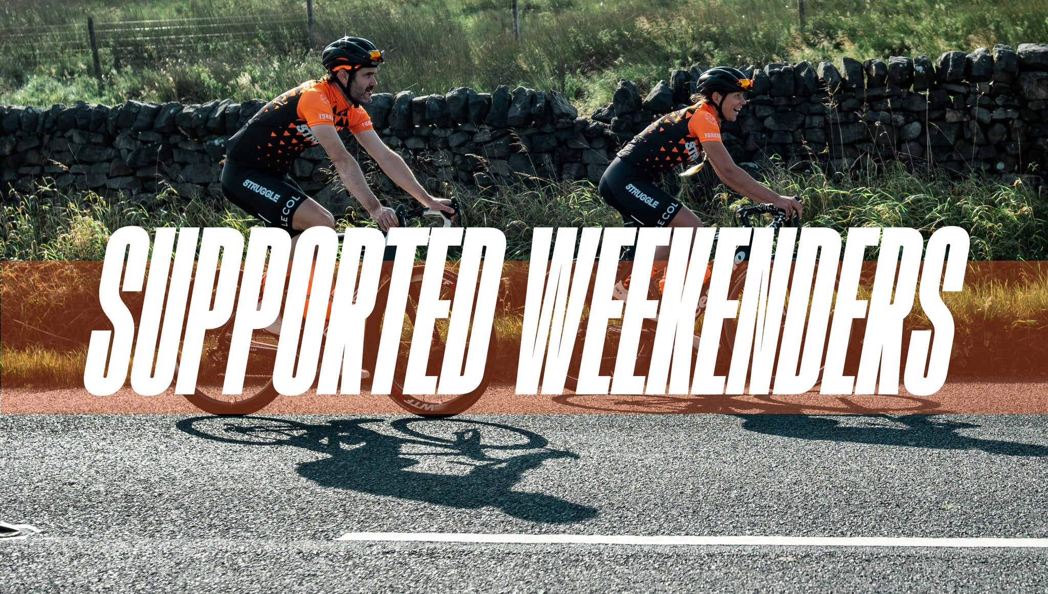 Fully Supported UK Cycling Weekend Short Breaks