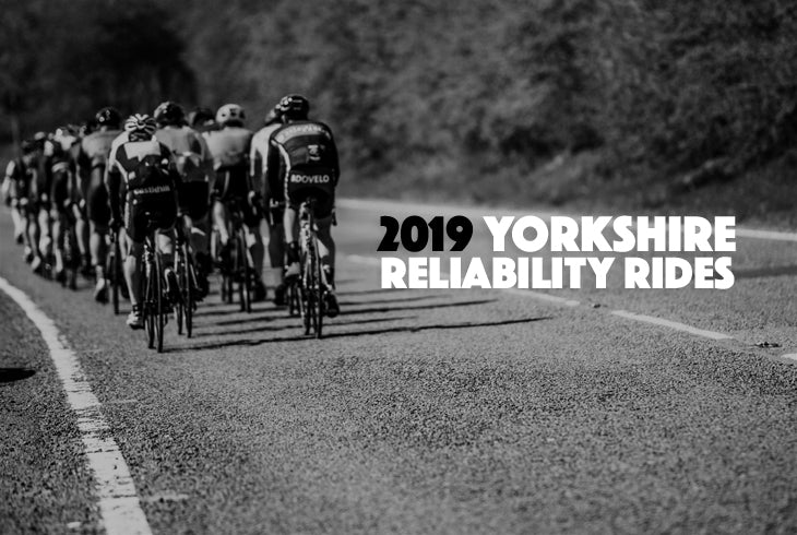 Yorkshire Reliability Rides 2019