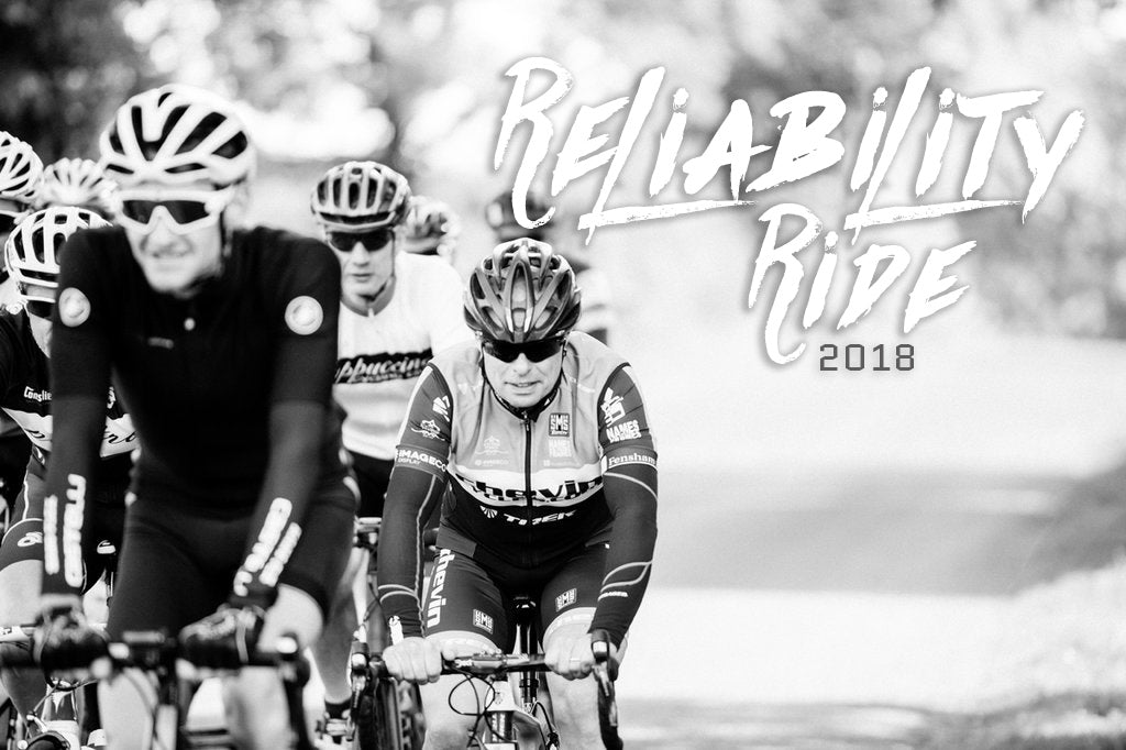 Yorkshire reliability Rides 2018