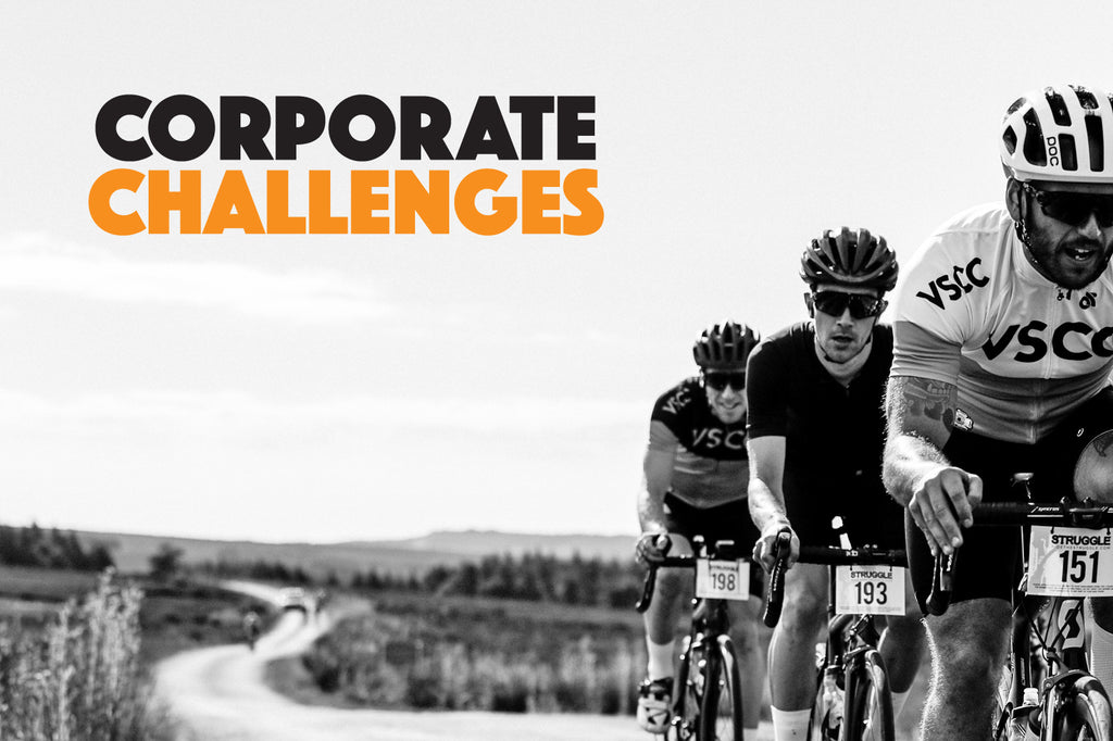 Struggle Events Corporate Cycling Challenges in Yorkshire