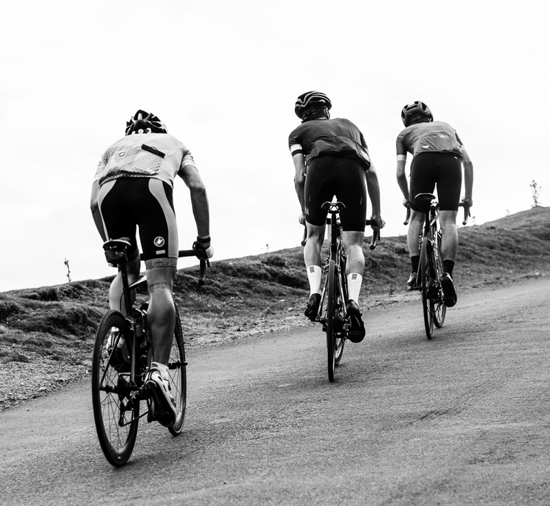 Two Stoops Yorkshire cycling climbs on Struggle Dales sportive