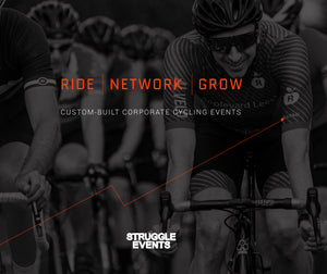Corporate Cycling Event Brochure
