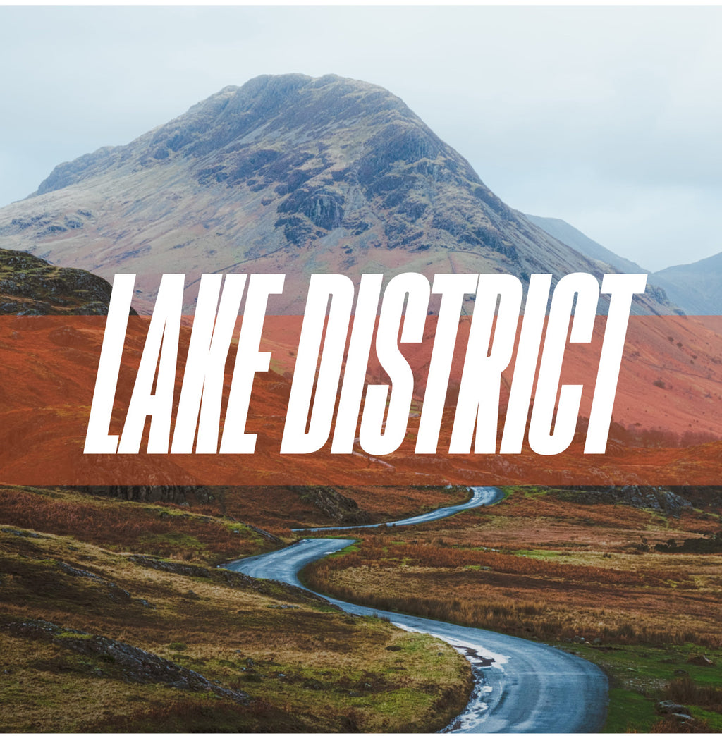 UK Cycling Staycations in the Lake District