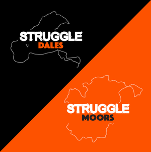 Struggle Double - Dales & Moors Sportive Series in Yorkshire