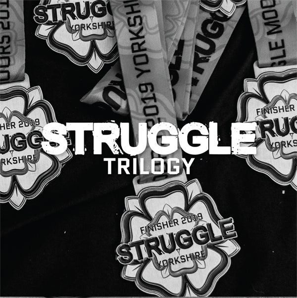 Struggle Trilogy 2020 Sportive Series in Yorkshire