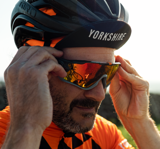 Struggle Yorkshire Cycling Cap