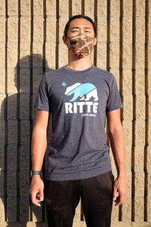 Ritte Navy California Tee