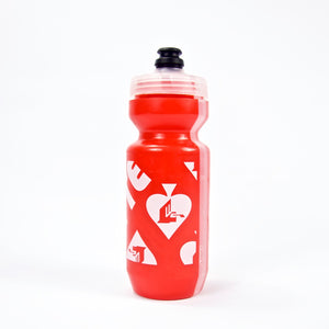 22oz Spade Bottle / Red