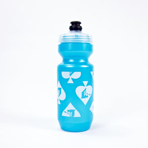 22oz Spade Bottle / Bright Light Blue