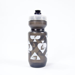22oz Spade Bottle / Smoke