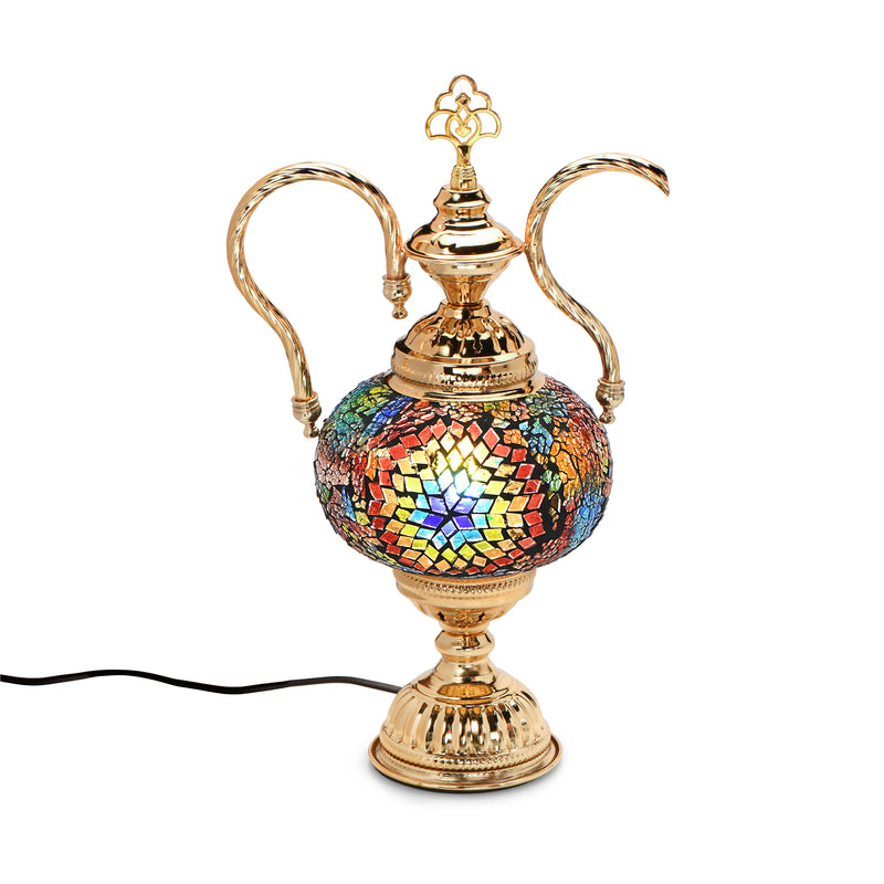 Gold Genie Table Top B3 Lamp