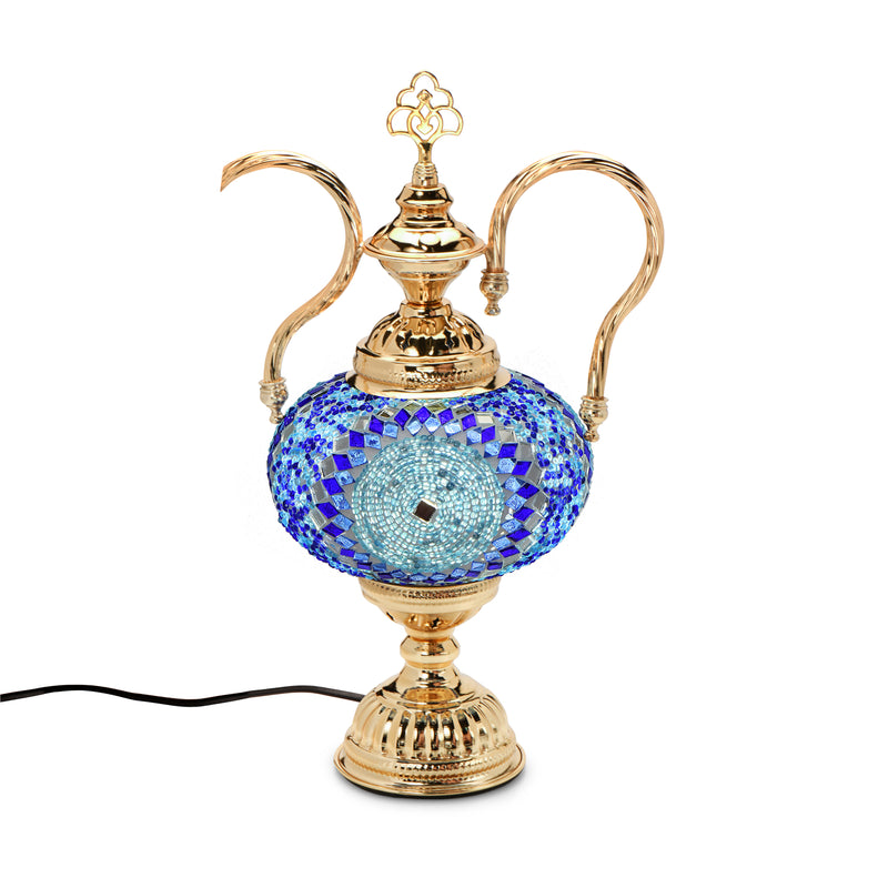 Gold plated Genie Table Top B3 Lamp