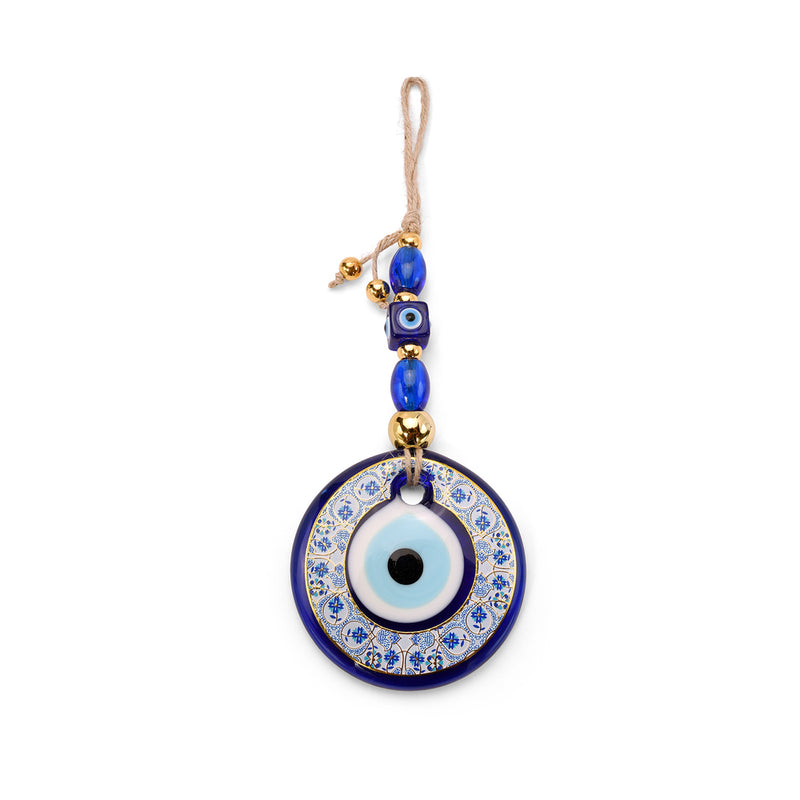 Sunburst Design Evil eye