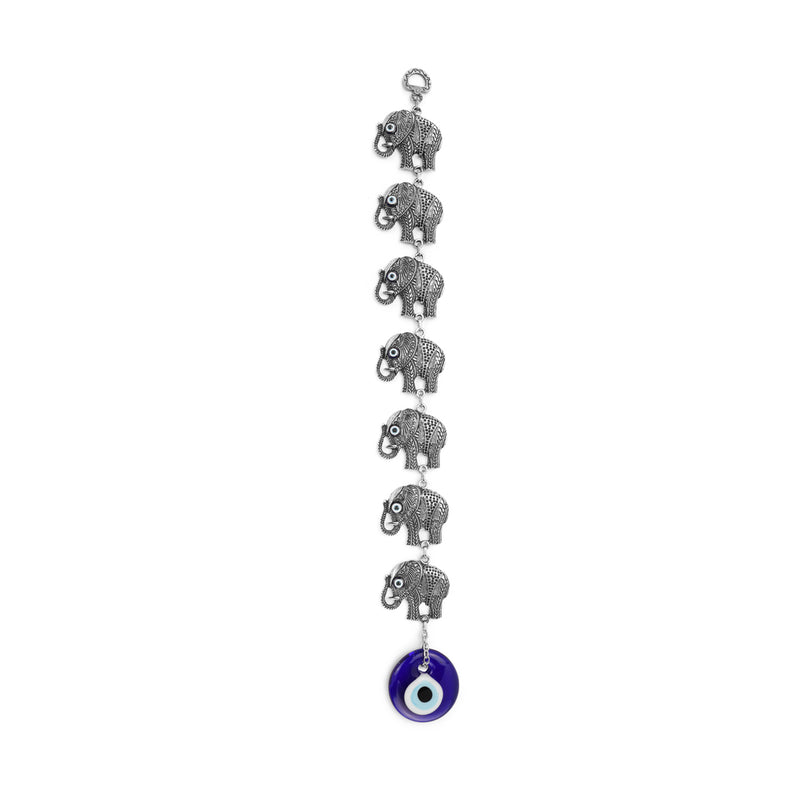 Multiple Elephant Wall Hanging