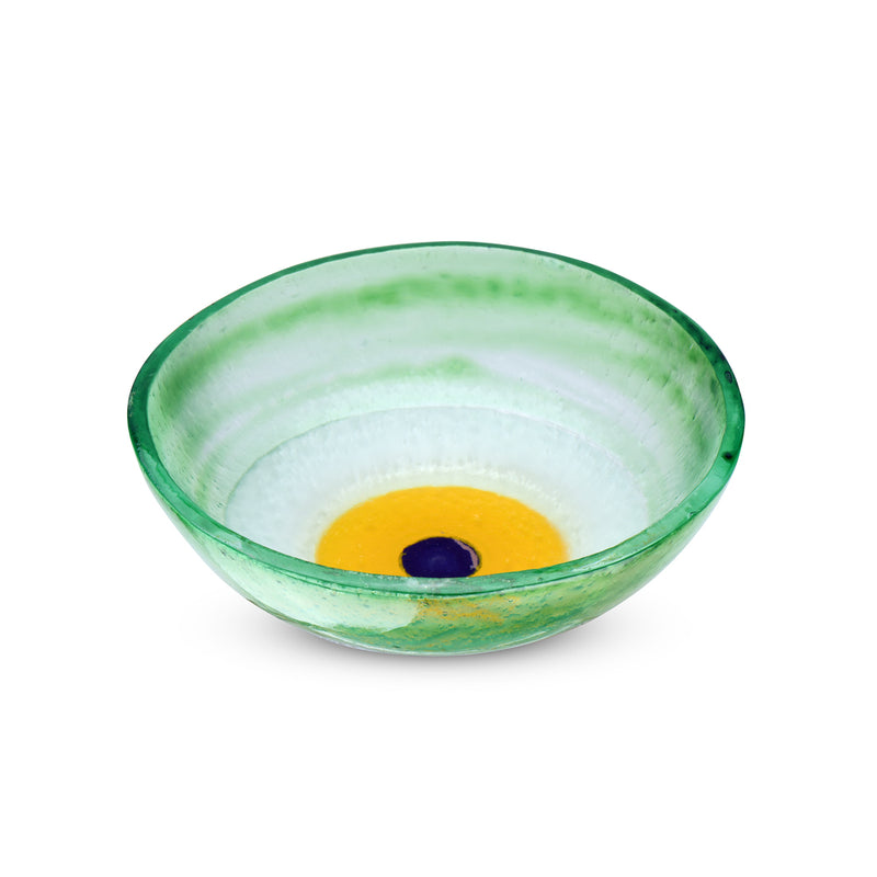 Medium glass bowls