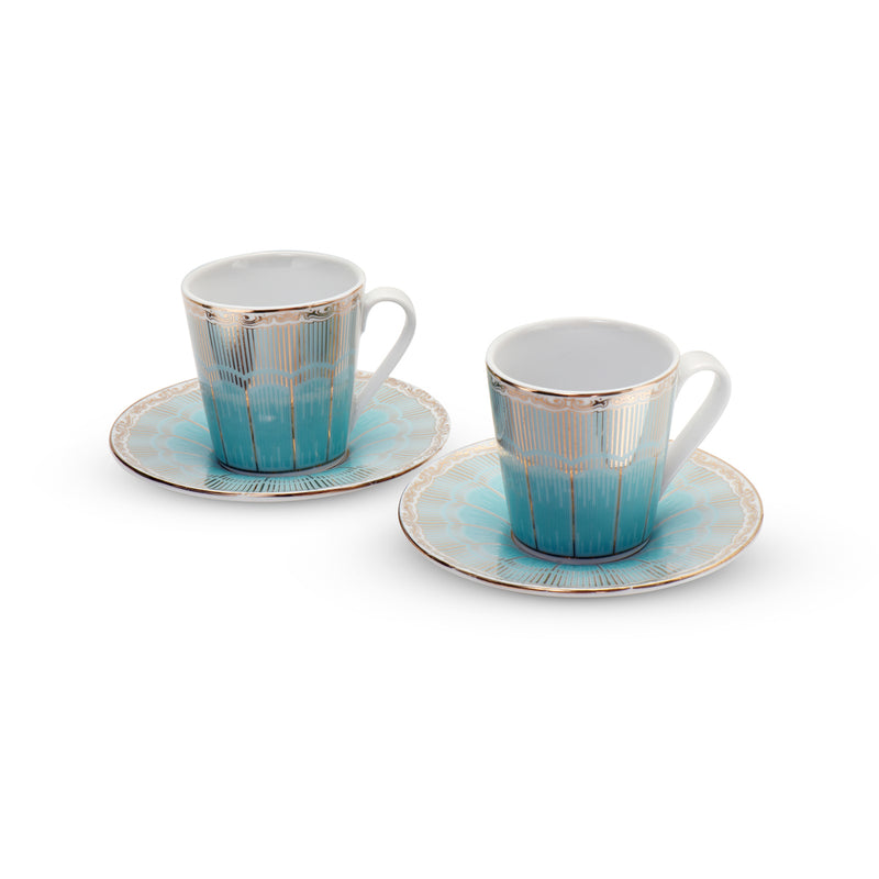 Double Coffee Set
