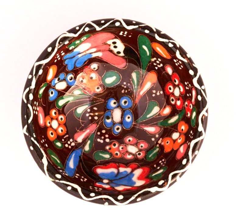 "Ceramic bowl 3"" - Roxelana Designer Jewelry & Fine Gifts"