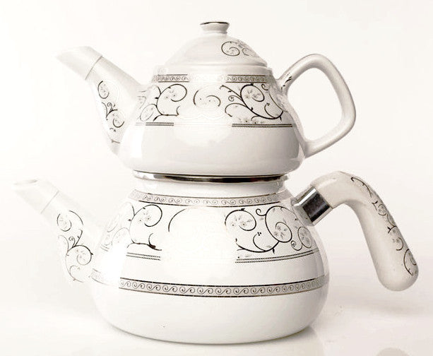 Classic Tea Pot - Roxelana Designer Jewelry & Fine Gifts