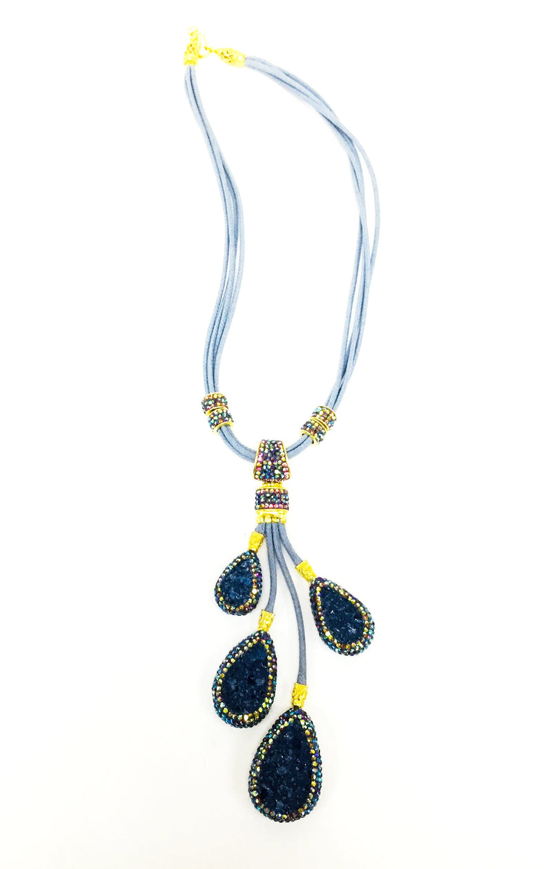 Emel Necklace - Roxelana Designer Jewelry & Fine Gifts