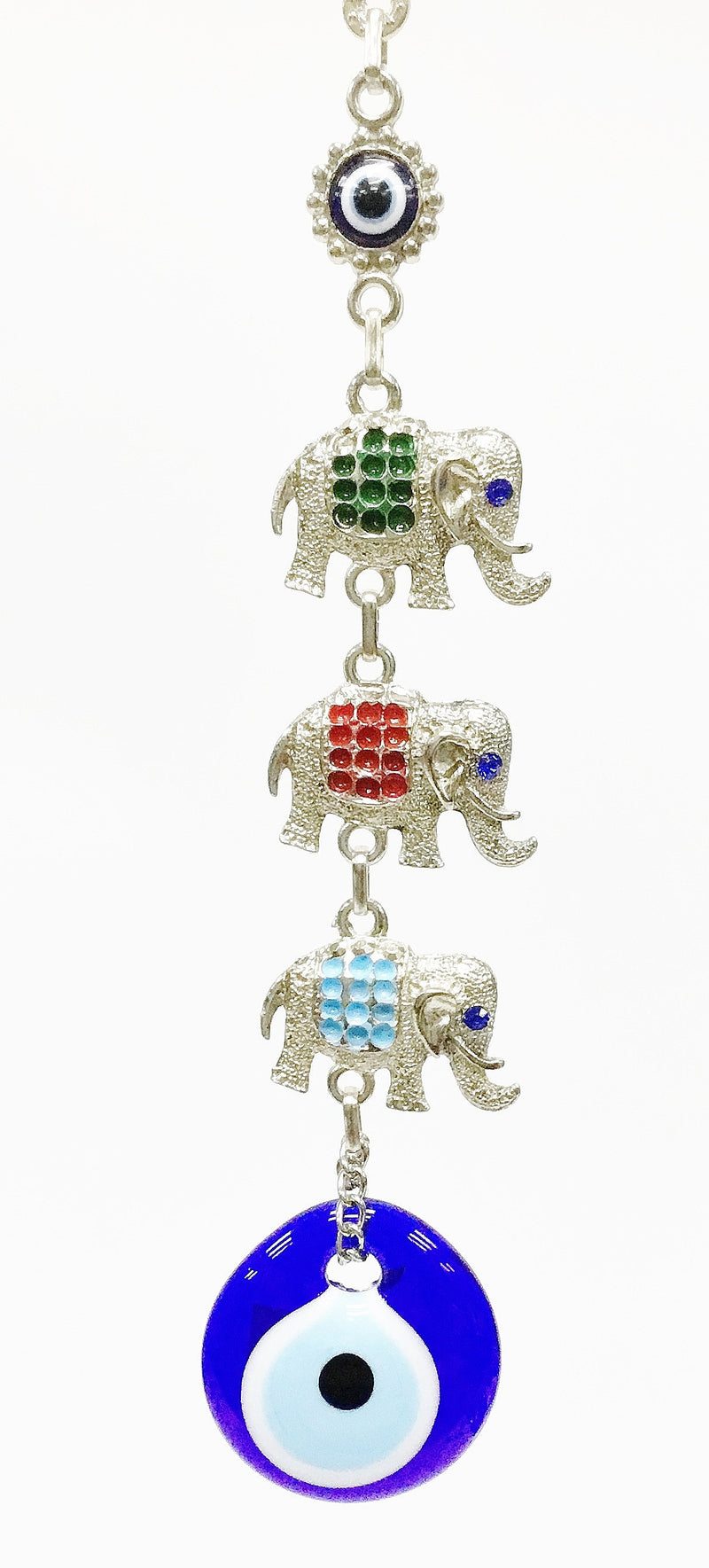 Triple Elephant wall decor - Roxelana Designer Jewelry & Fine Gifts