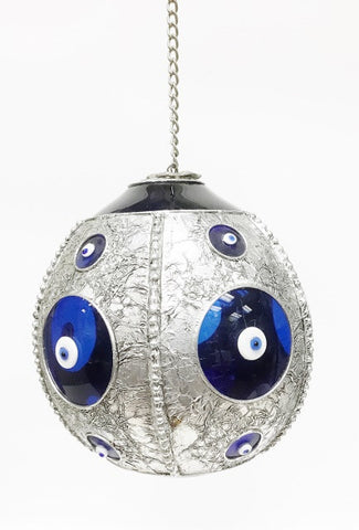 Evil eye disco ball