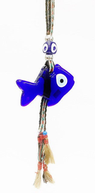 Fish Evil Eye Wall Decor - Roxelana Designer Jewelry & Fine Gifts