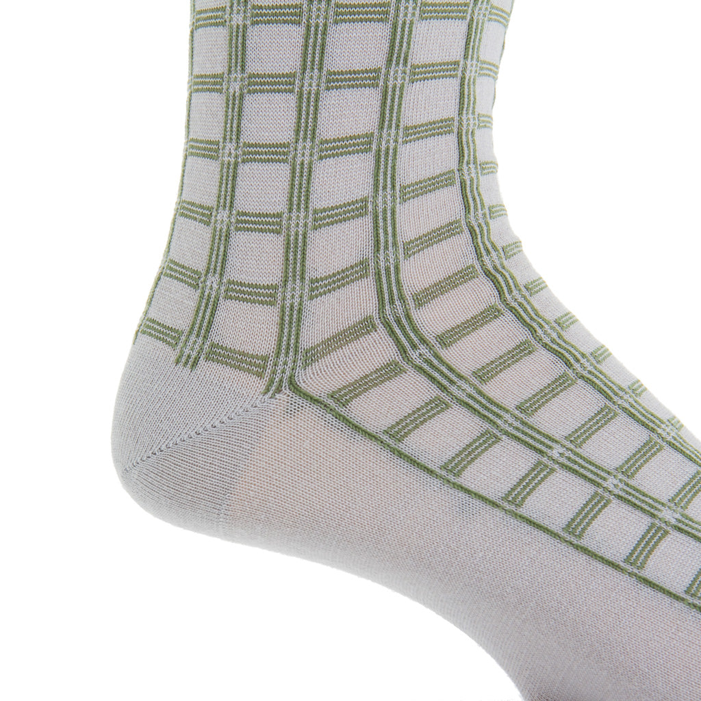 Mid-Calf-Double-Pane-Wool-Sock