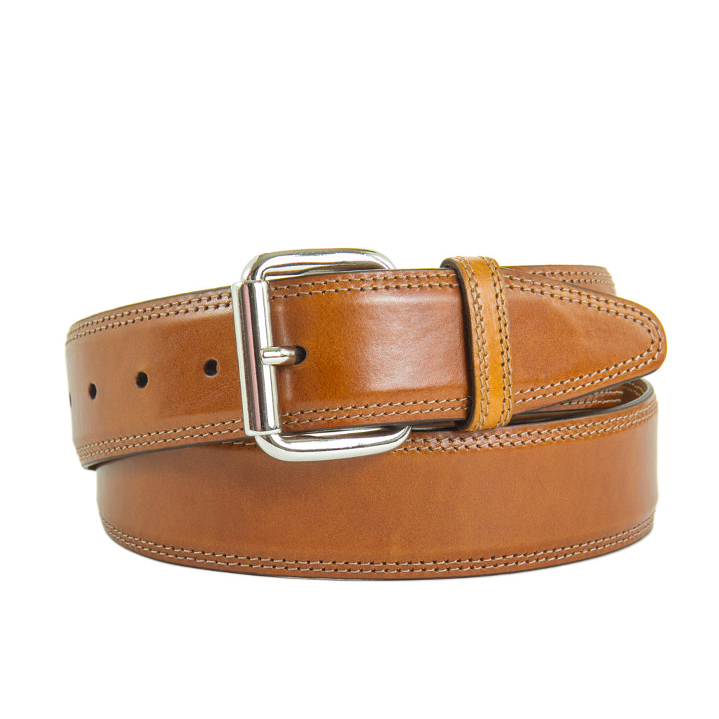 USA-Made-Cognac-Leather-Belt