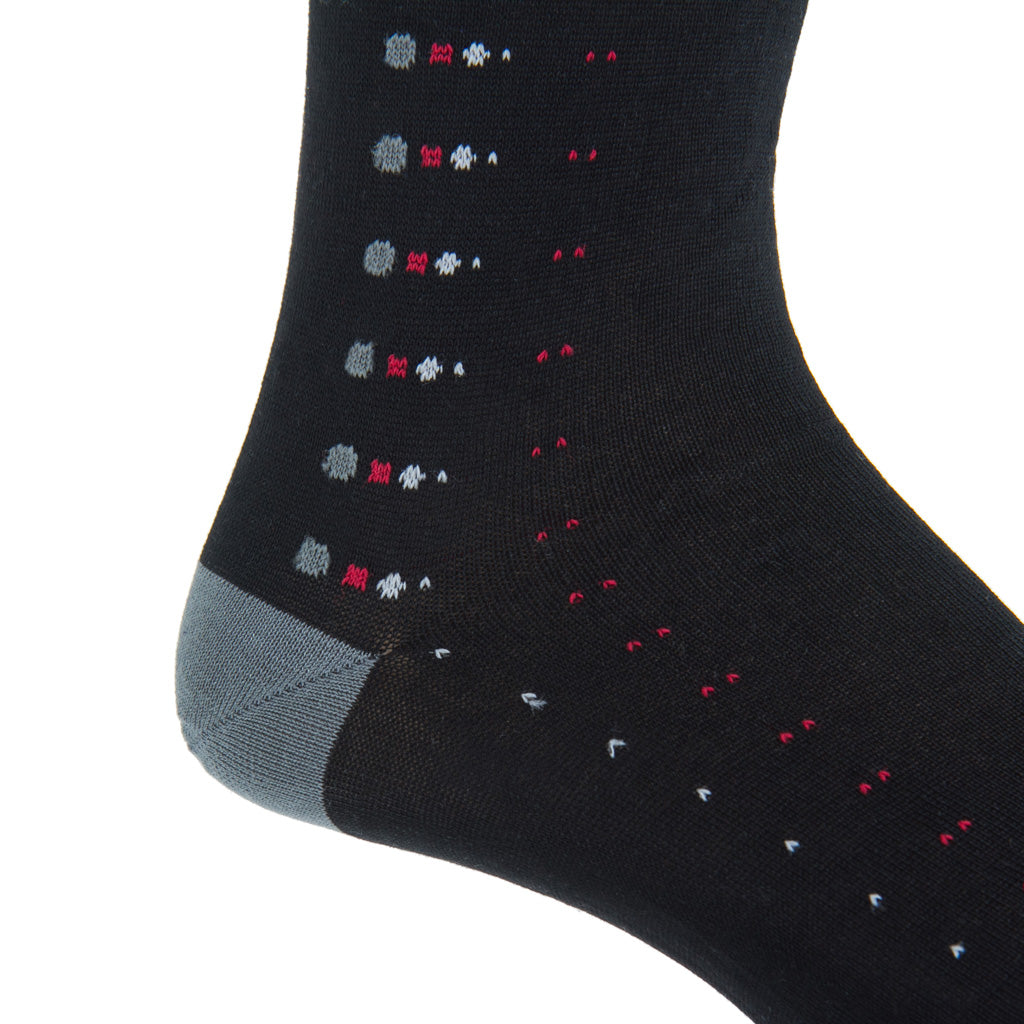 Mid-Calf-Cotton-Sock