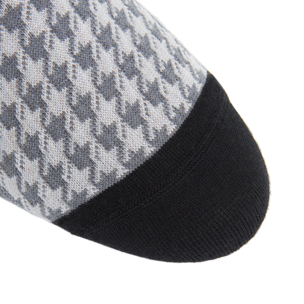 Made In USA-Wool-Large Houndstooth
