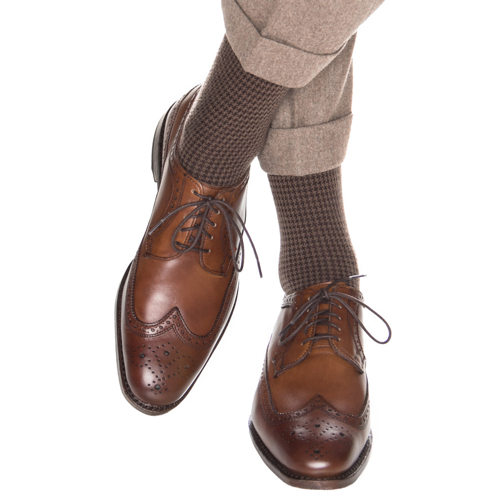 Brown-Socks