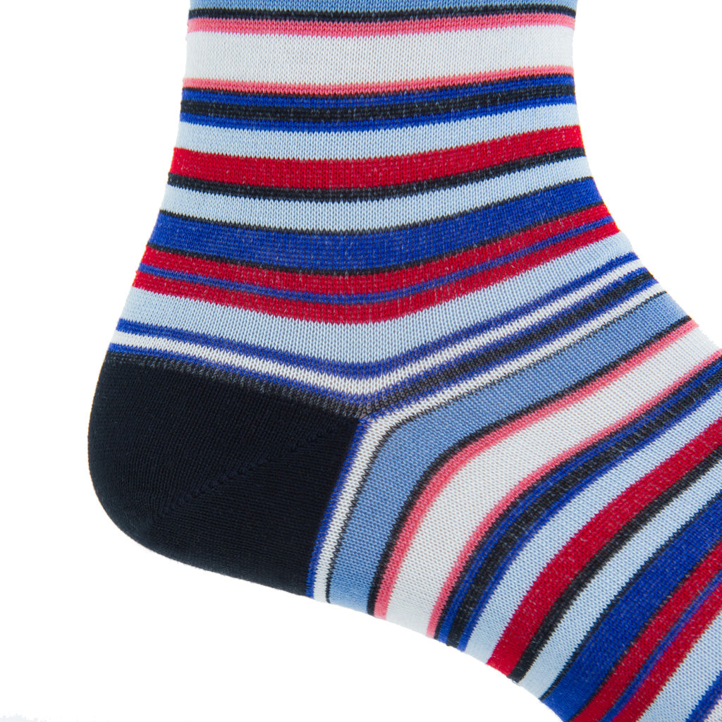 Red-White-Blue-Socks