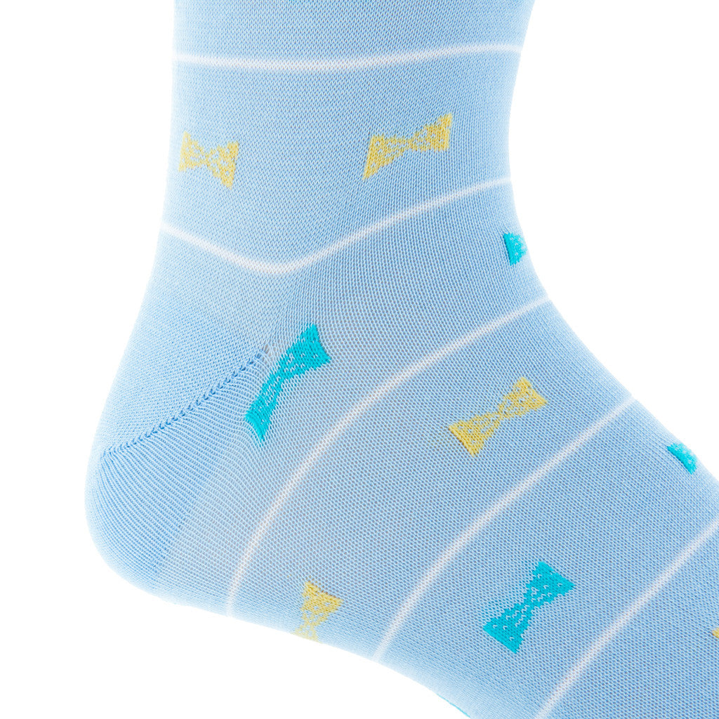 Blue-Derby-Socks-Bow-Ties
