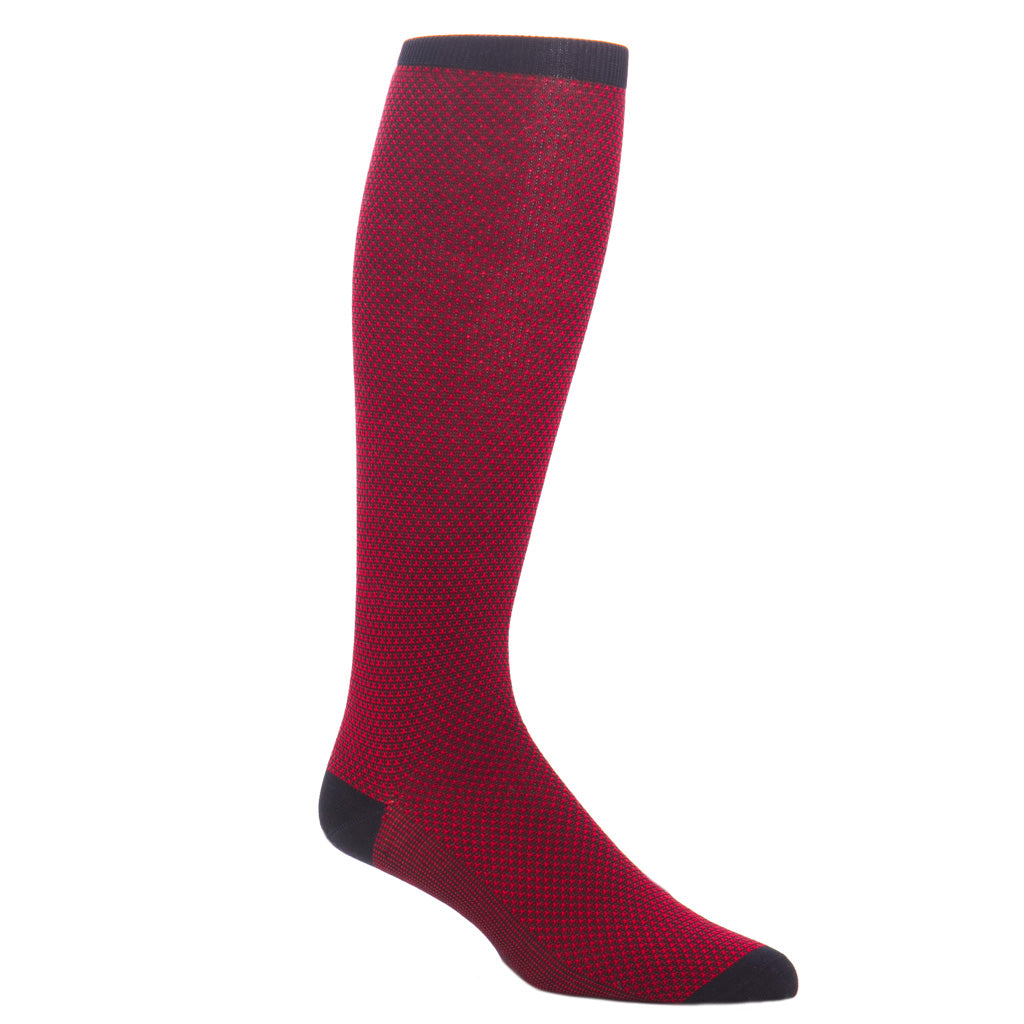 Mens-Red-Sock
