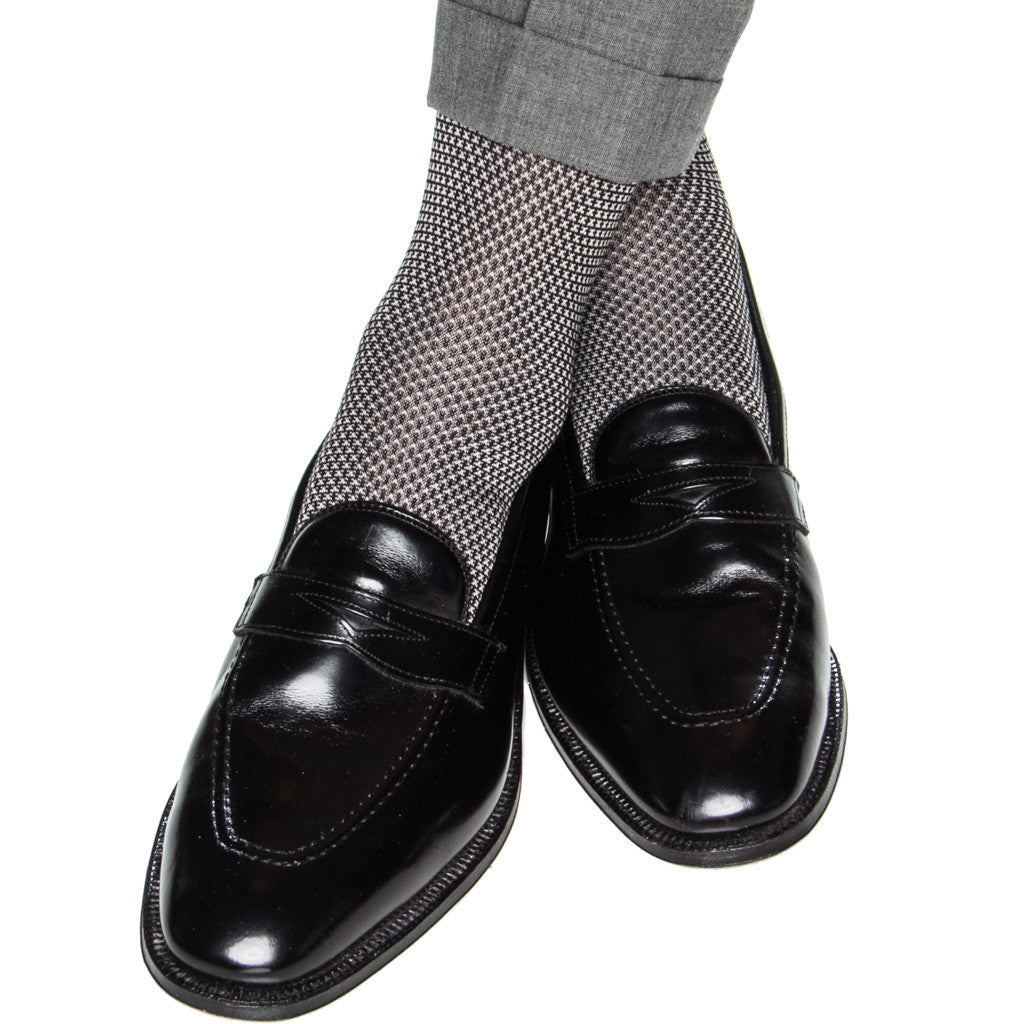 Mens-Black-Sock