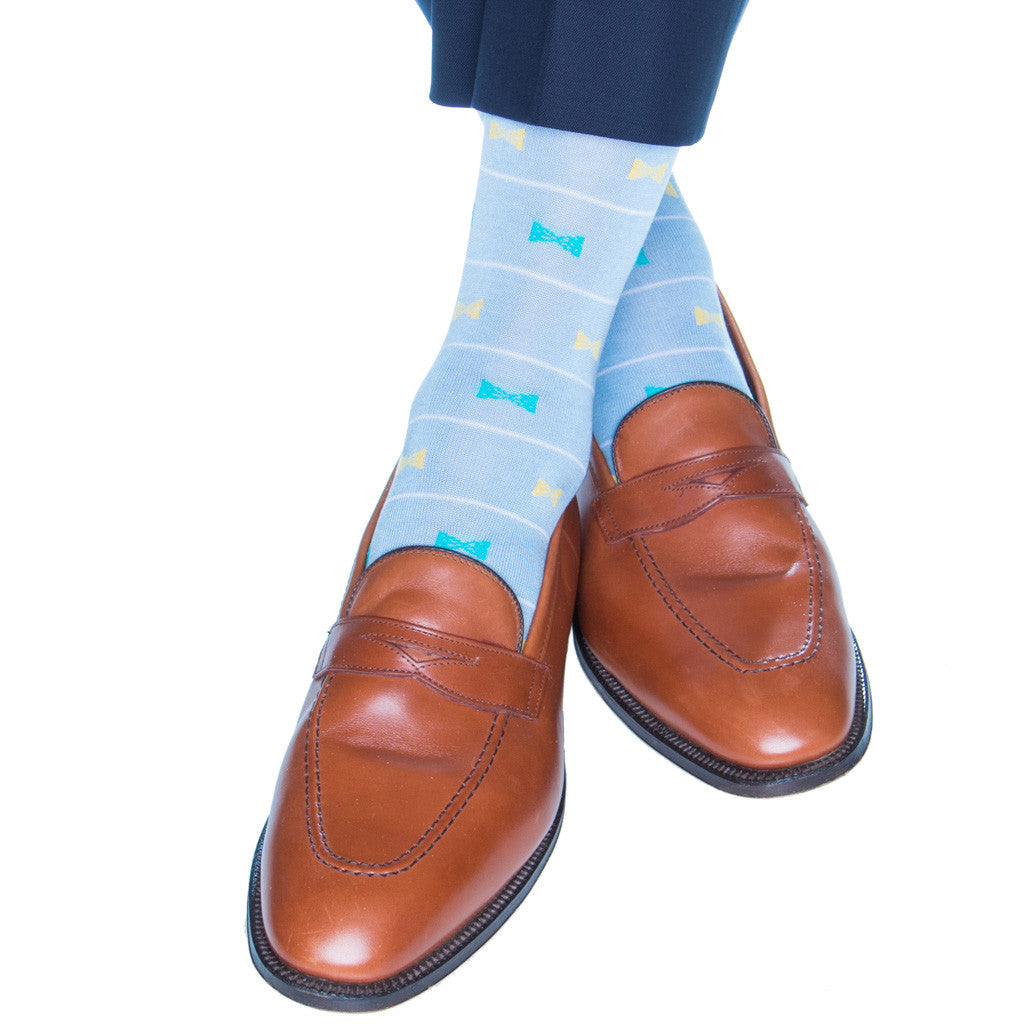 Sky-blue-sock-derby-socks