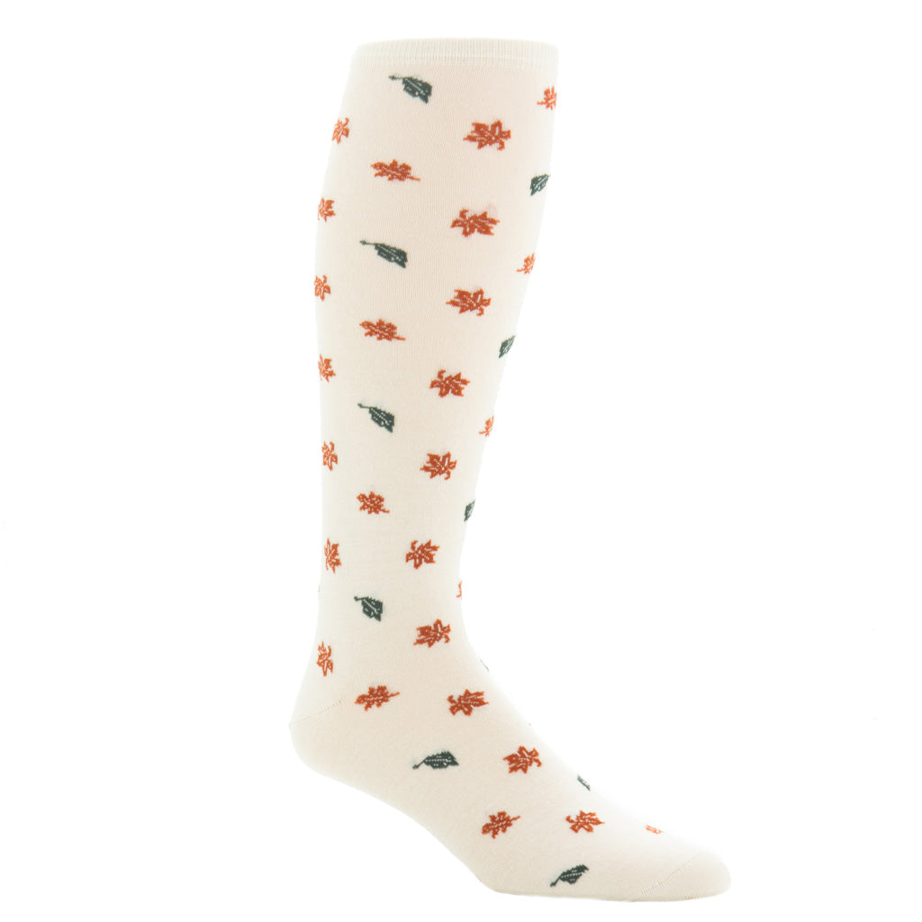 Mens-Leaf-Sock