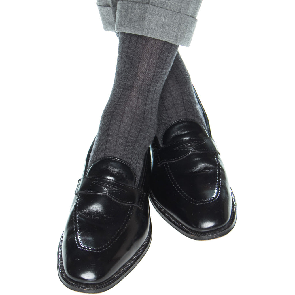 Mens-Cashmere-Sock