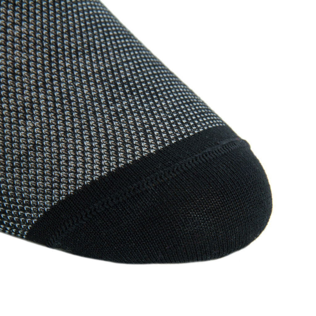 Fine-mens-black-dress-socks