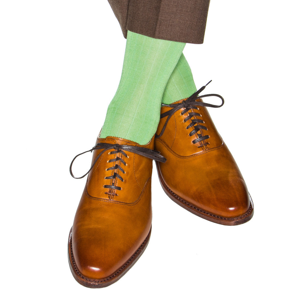 Green-Socks-Made-In-USA