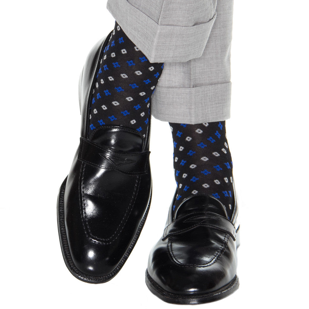 Black-Neats-Mid-Calf-Sock