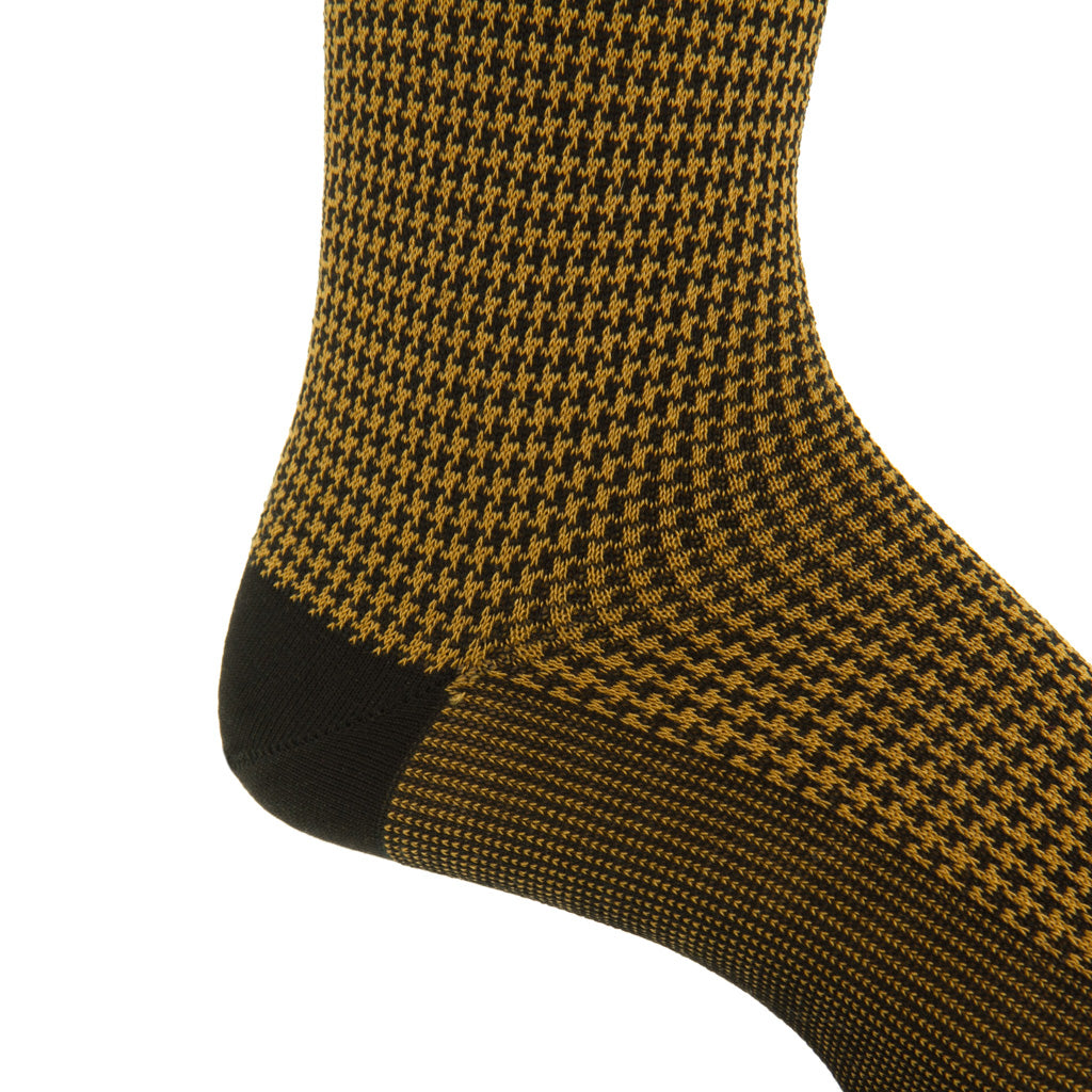 Houndstooth-Sock
