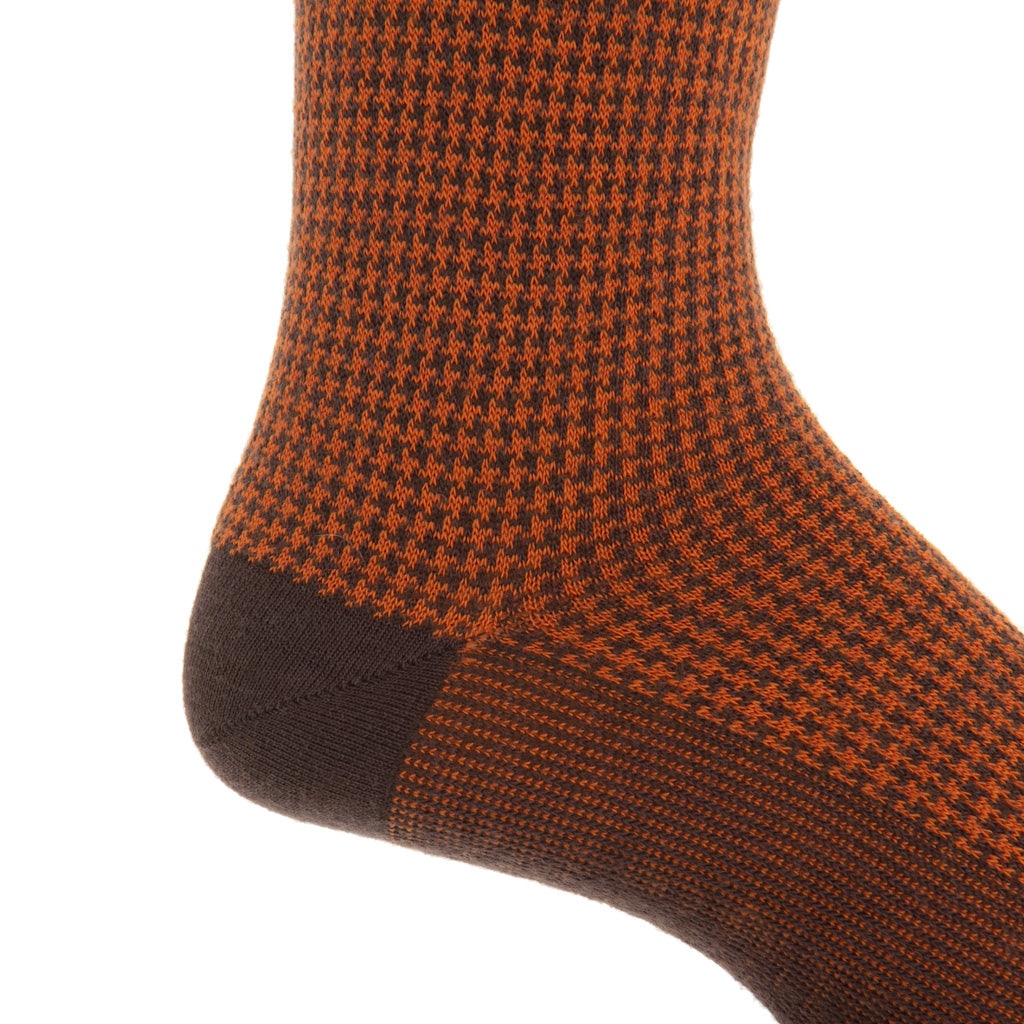 Wool-Brown-Sock
