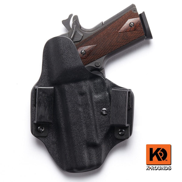 Kydex 1911 Holster Back