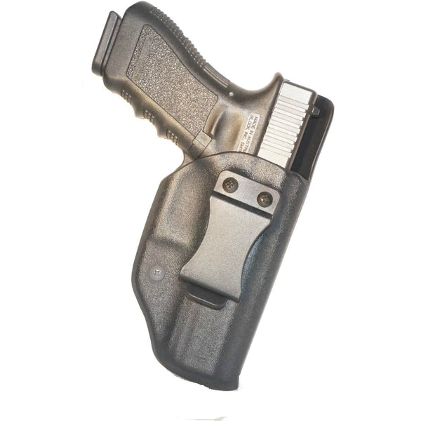 Kydex Holster, Glock Holster, Clip, Inside the Waist Band, IWB, Clipable