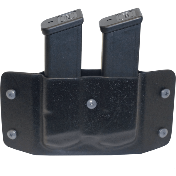 Mag Concealment Double - K Rounds, LLC Kydex, Holster