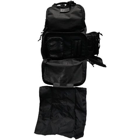 Concealed Range Back Pack - K Rounds, LLC Kydex, Holster