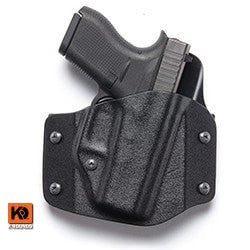 OWB Pancake - K Rounds, LLC Kydex, Holster