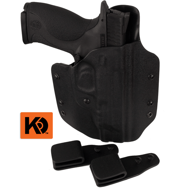 Reversible IWB or OWB Holster
